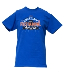 t-shirt design by Lauryn Medeiros, Fiesta Bowl, Boise State Broncos, game day