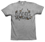 t-shirt design by Lauryn Medeiros, graphic design, illustration, boise, idaho, geese, poop