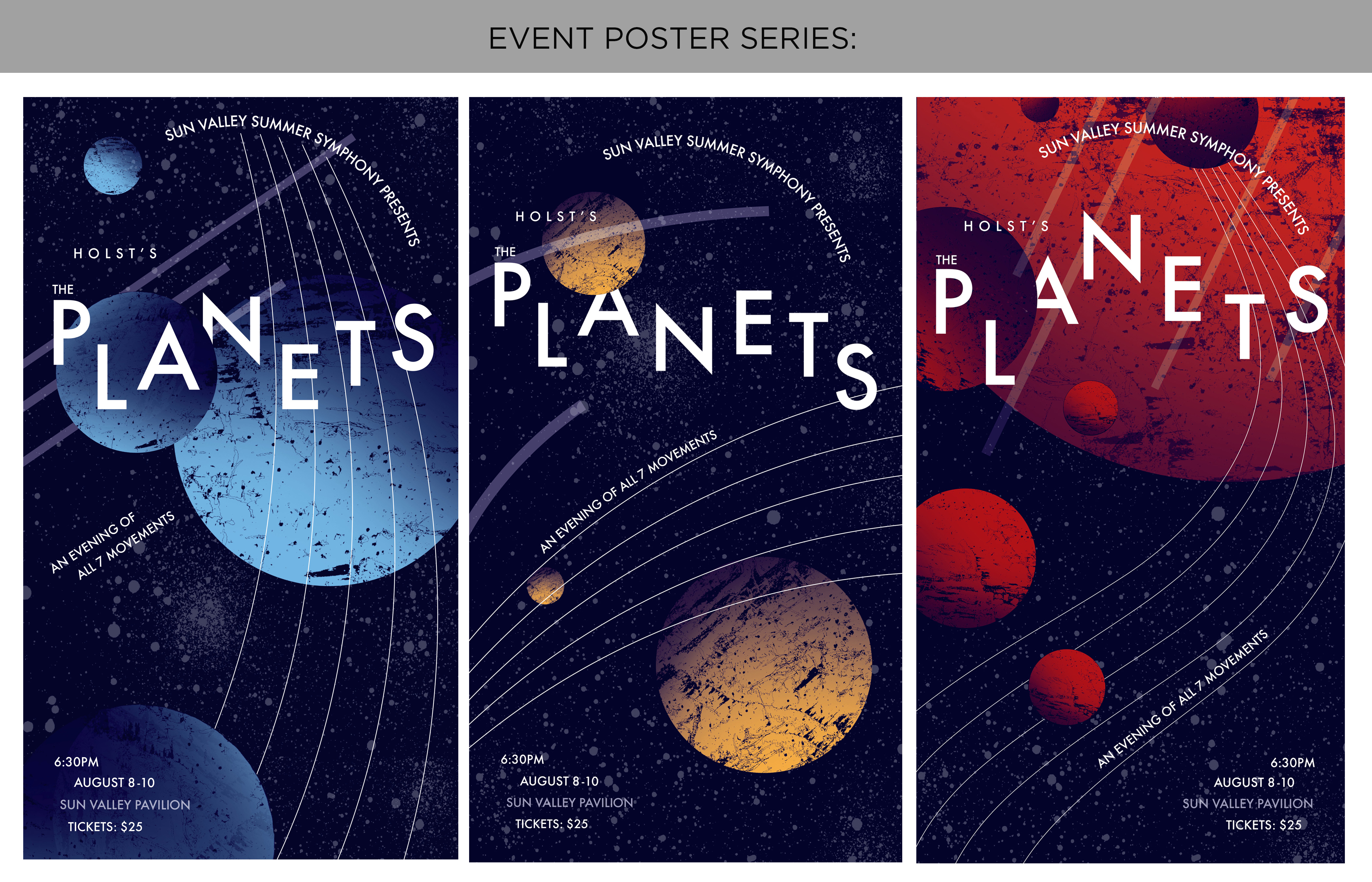 Gustav Holst* Holst - The Planets • The Mystic Trumpeter