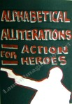 Adult Alphabet Book, Glasgow, chalk by Lauryn Medeiros