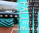 graphic design by Lauryn Medeiros, Photoshop, fall, patterns, boutique, Boise State