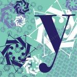 design by Lauryn Medeiros, y, typography, patterns, illustrator