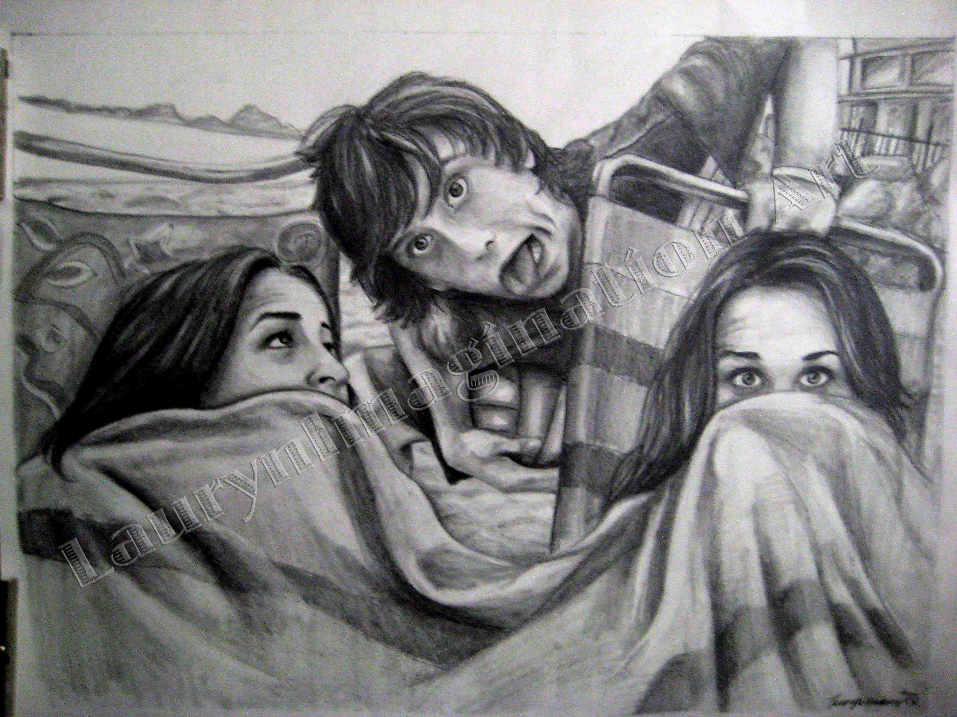 Graphite Drawings