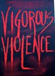 V, Adult Alphabet Book, Glasgow, chalk by Lauryn Medeiros